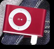 Nuevo shuffle red