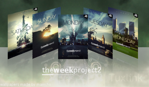 the week project by manicho