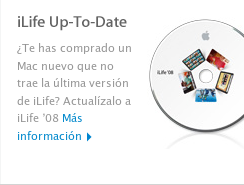 Update iLife '06 free