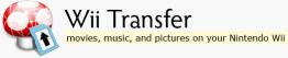 Wii transfer