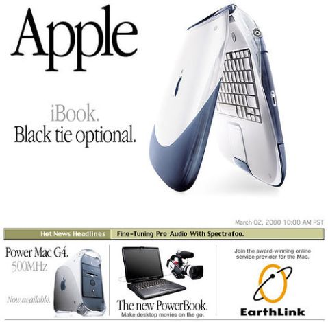 iBook 2000