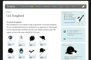 Get Songbird image