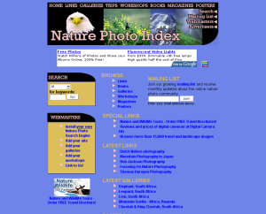 Nature Photo Index