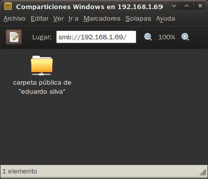 Coloca la IP proporcionada en el panel de prefrencias de OS X