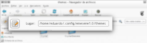 Emesene directory