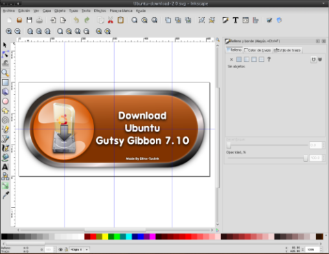 inkscape 0.46 update