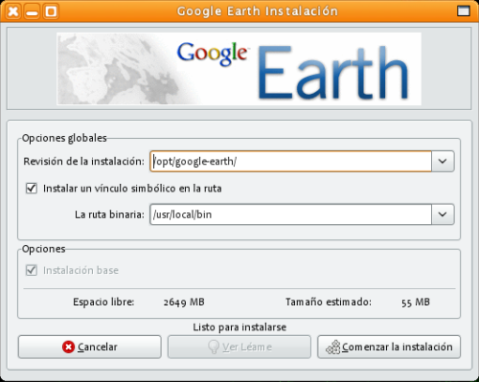 Google NO Earth