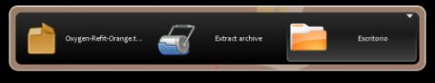 Extraer archivos