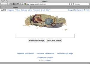 ¿Nueva cara de Google?
